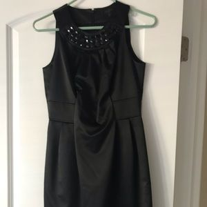 Limited Black knee length formal dress
